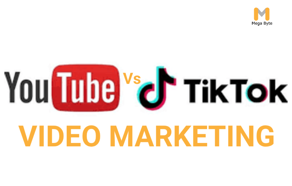 Youtube Vs Tiktok Video Marketing