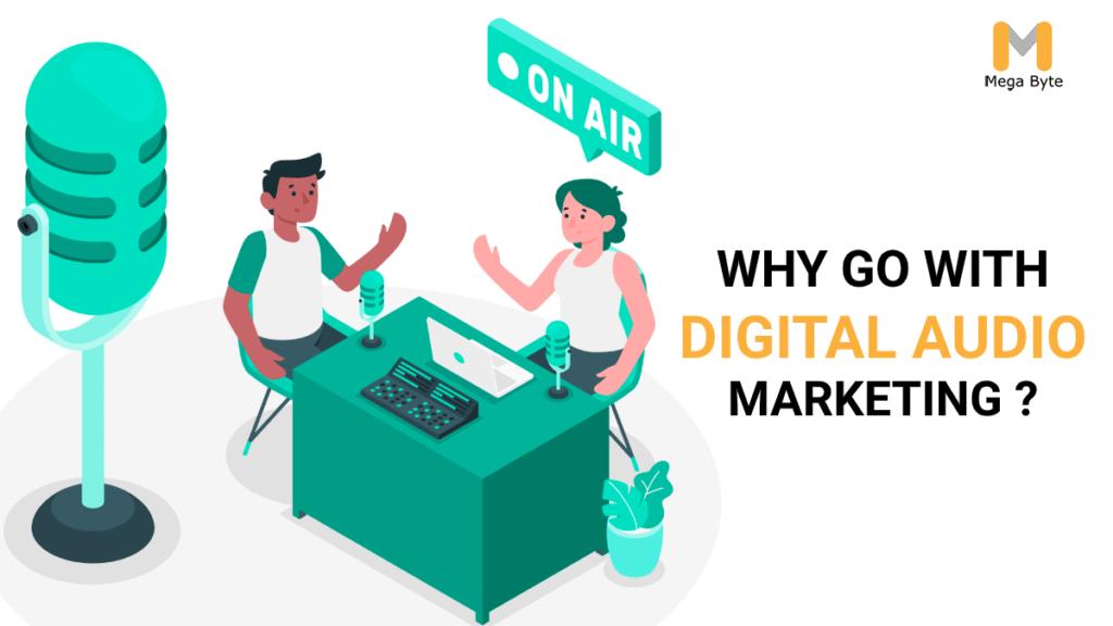 Digital Audio Marketing