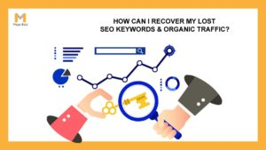 How Can I Recover My Lost SEO Keywords & Organic Traffic?