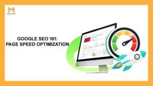 Google SEO 101: Page Speed Optimization