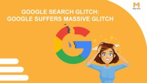 Google Search Glitch: Google Suffers Massive Glitch
