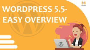 WordPress 5.5 – Easy Overview