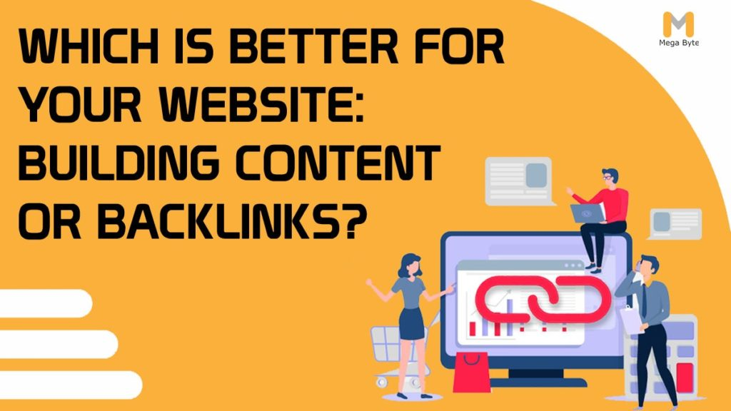 content or back links