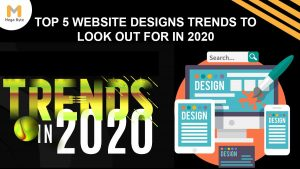 website designs trends